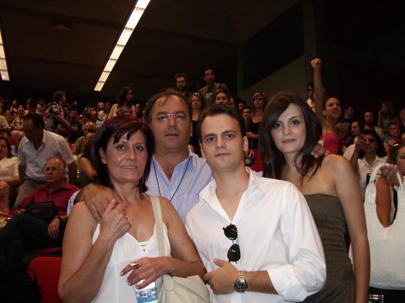 Vassilios Vassalos Family