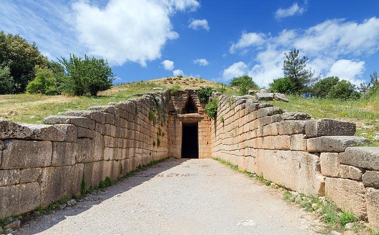Mycenae, Argolis