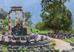 Delphi Tour, Private Delphi Day Trip