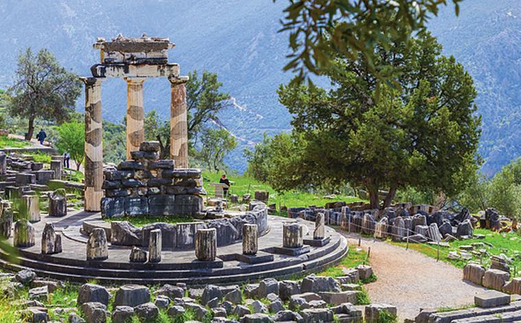 Delphi Tour, Private Delphi Day Trip