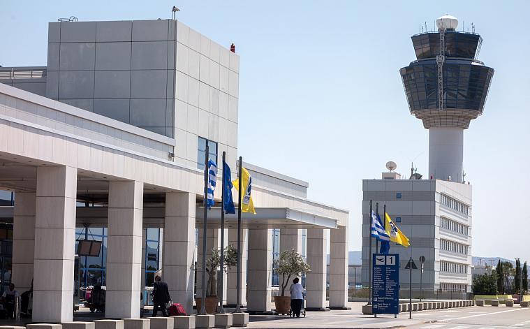 Athens Airport El. Venizelos