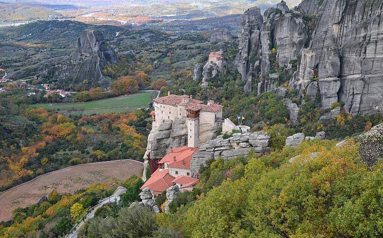 Meteora Monasteries - Best Greece Tours