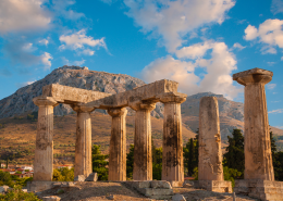Athens Corinth Tour Temple of Apollo