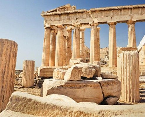 Athens & Cape Sounion tour