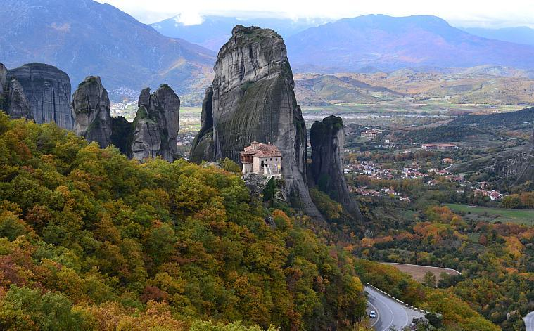 Meteora Greece Tour
