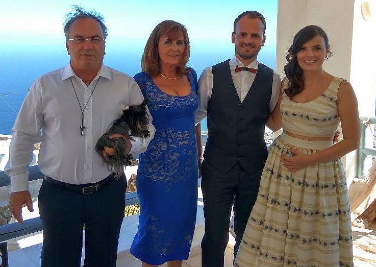Vasileios family